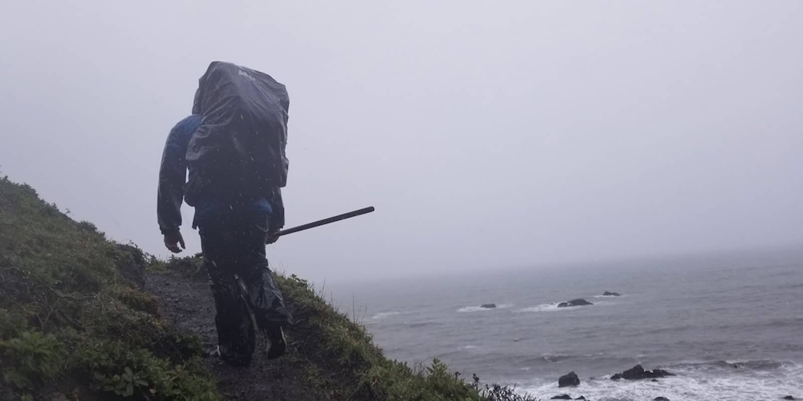 Blu Graham Lost Coast Trail King's Peak hike