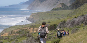 Lost Coast Trail Spanish Ridge Expedition hike